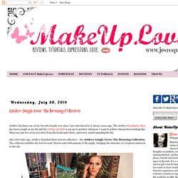 Beauty, Fashion and Lifestyle: July 2014