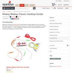 MaKey MaKey Quickstart Guide
