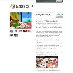 Makey Makey GO – Makey Shop