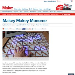 Makey Makey Monome