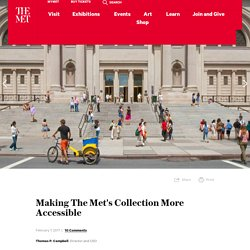 Making The Met's Collection More Accessible