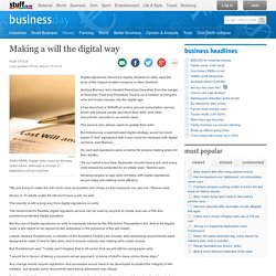 Making a will the digital way