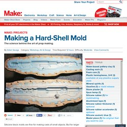 Making a Hard-Shell Mold