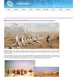 Journey across desert essay