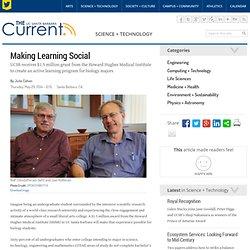 Making Learning Social
