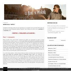 Making #Lulu - Partie 3 - Le Blog de PV Nova