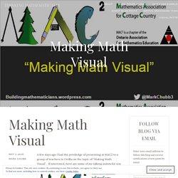 Making Math Visual