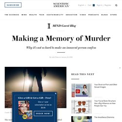 Making a Memory of Murder