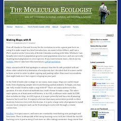 The Molecular Ecologist