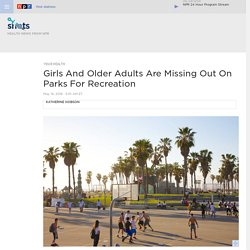 Who's Making The Most Of The Parks In Your Neighborhood?