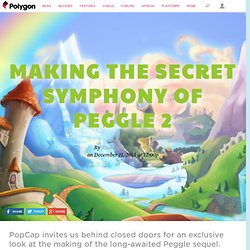 Making the secret symphony of Peggle 2