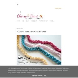 Making Starting Chains Easy