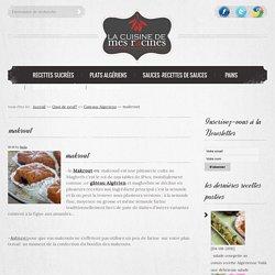 makrout - La-cuisine-de-mes-racines