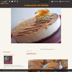 MAKROUT - Louiza , doigts de fée