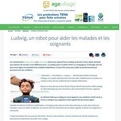 Ludwig, un robot pour aider les malades et les soignants - 08/09/16