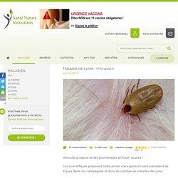 Maladie de Lyme: l'invasion - Santé Nature Innovation