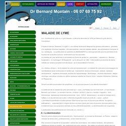 Dr. Bernard Montain
