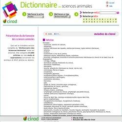 maladies du cheval - Dictionnaire des Sciences Animales
