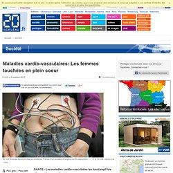 Maladies cardio-vasculaires: Les femmes touchées en plein coeur