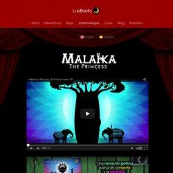 Malaika la princesa, corto animado – LuaBooks