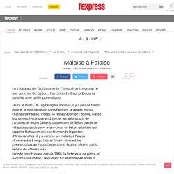 Malaise à Falaise