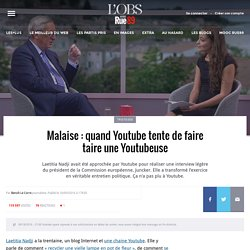 Malaise: quand Youtube tente de faire taire une Youtubeuse