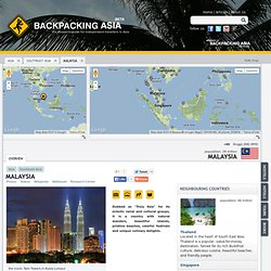 Backpacking Asia Travel Guide