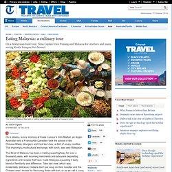 Eating Malaysia: a culinary tour
