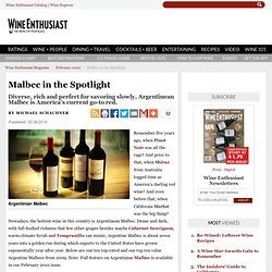 Best Malbec Guide- The Top-Rated & Top-Value Malbec Wines