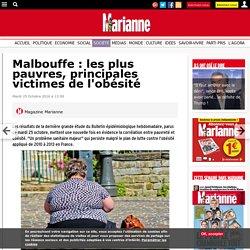 Malbouffe : les plus pauvres, principales victimes de l'obésité