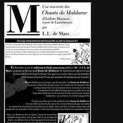 Maldoror - Lautréamont - L.L. de Mars