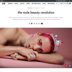 the male beauty revolution