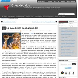 La malédiction des Labdacides