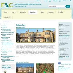 Malham Tarn - FSC Malham Tarn