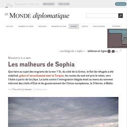 Les malheurs de Sophia, par Philippe Leymarie (Les blogs du Diplo, 3 février 2017)