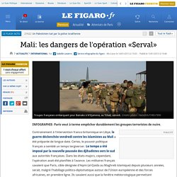 International : Mali: les dangers de l'opération «Serval»