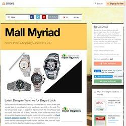 Mall Myriad