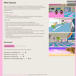 Mall Quest by Byzantium