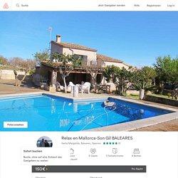 Relax en Mallorca-Son Gil BALEARES - Häuser zur Miete in Santa Margalida