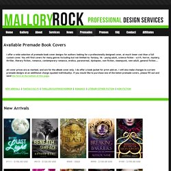 Mallory Rock: Professional Design Services