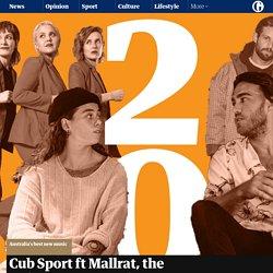 Cub Sport ft Mallrat, the Rubens, Dyson Stringer Cloher:best Australian music for August