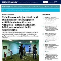 HS selvitti, miten Malmin moskeijassa yritetään estää koronan leviämistä – Helsingin tartunnoista 30–40 prosenttia ulkomaalaistaustaisilla, eikä tilanne ole helpottunut