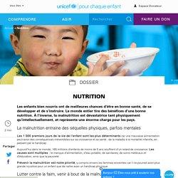Malnutrition de l'enfant