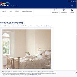 Malování pokoje - Dulux