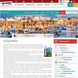 Guide de voyage Malte