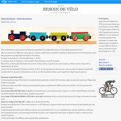 Besoin de vélo - Maltodextrine - Maltodextrines - Blog de voyage - Galibier