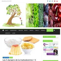 Les 5 dangers de la maltodextrine + 5 substituts plus sains pour la santé