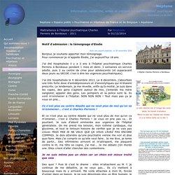 Maltraitance à l'hôpital psychiatrique Charles Perrens de Bordeaux - 2011