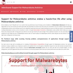 Malwarebytes Anti-Exploits Support