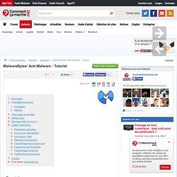 MalwareBytes' Anti-Malware - Tutoriel